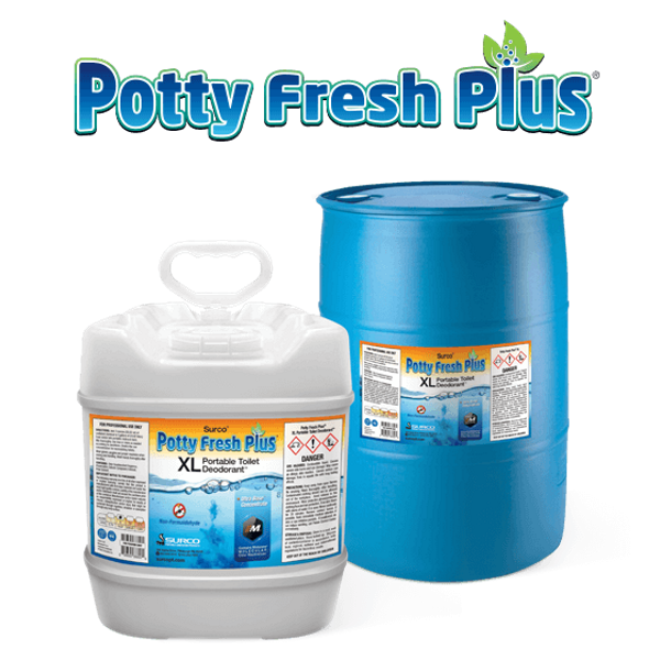 Liquid Deodorizer - Potty Fresh® Plus XL