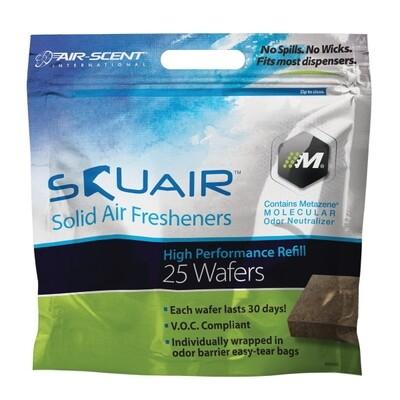 Squair Wafer Deodorizer Blocks