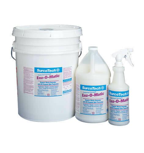 Enz-O-Matic Biological Organic Waste Degrader & Odor Control