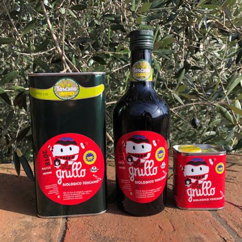 Tuscan oil  BIO Igp