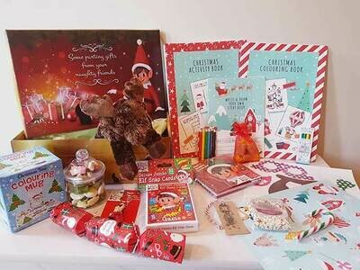 Deluxe Christmas Eve Box