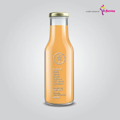 FRUITS II (Apple Ginger Juice)
