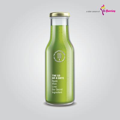 COMPASSION III (Kale Tomato Celery Juice)