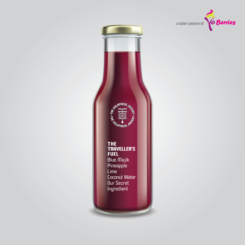 COMPASSION II (Beet Carrot, Ginger, Turmeric Juice)