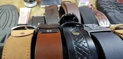 ARTÍCULOS DE PIEL (Cinturones, Monederos y carteras)