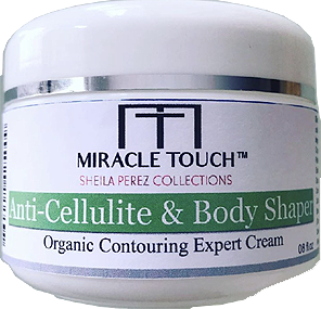 Miracle Touch Anticellulite & Shaper Cream 08 oz
