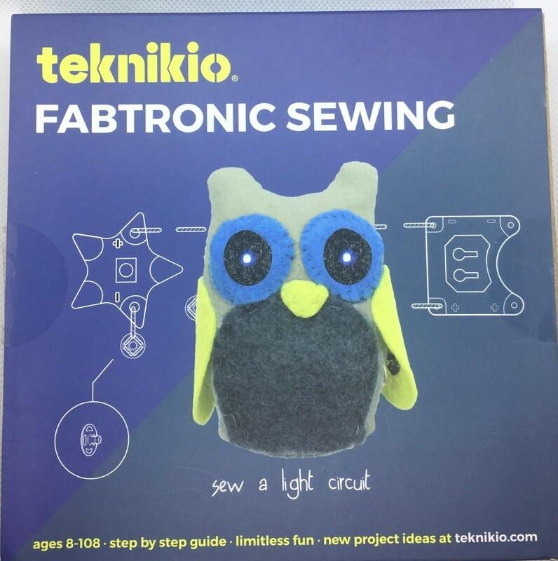 Fabtronic Sewing eTextile Kit