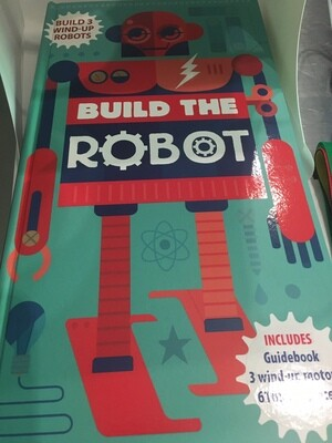 Build The Robot 3D Kit