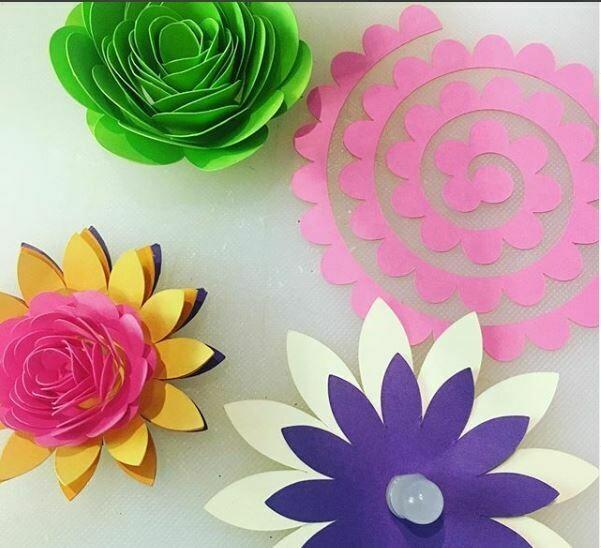 Flower Crafting LED Kit