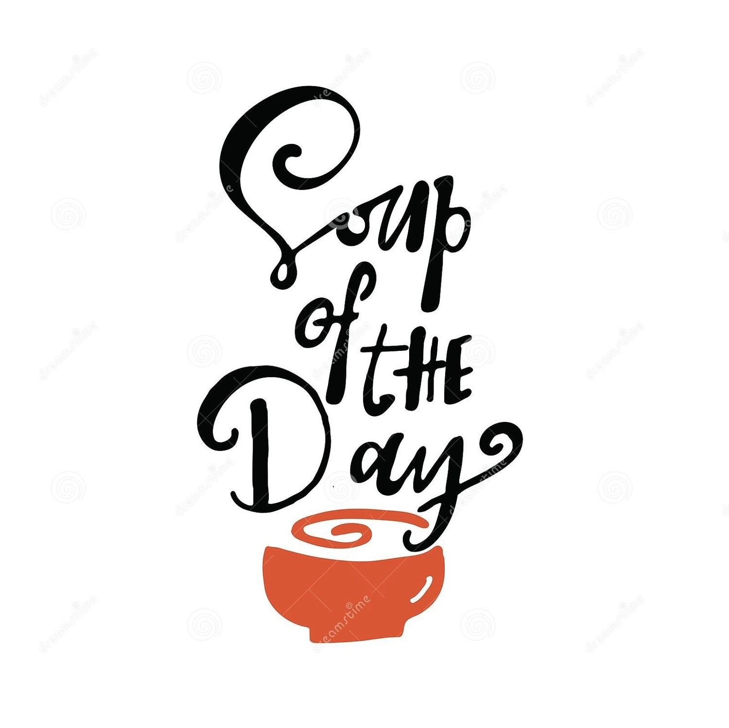 Soup of the Day - Single Serving