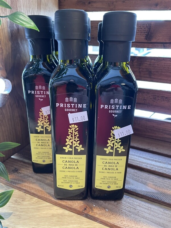 Pristine Gourmet - Virgin Canola Oil