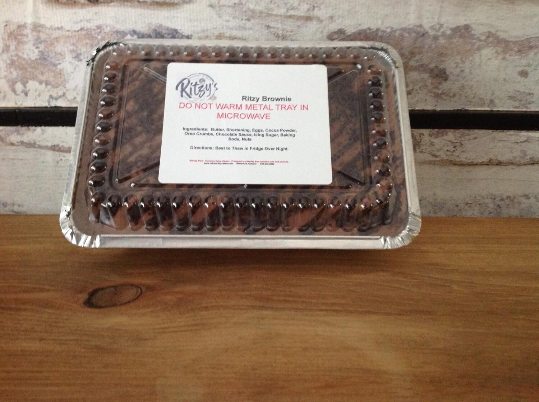 Ritzy Brownie - Frozen (serves 4-6)