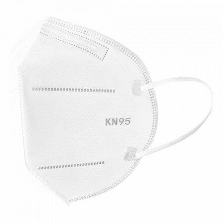 KN95/FFP2 Individually Wrapped Face Mask