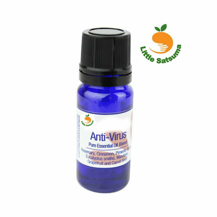 Antiviral Essential Oil Blend 10ml (great for oil burners/diffusers)