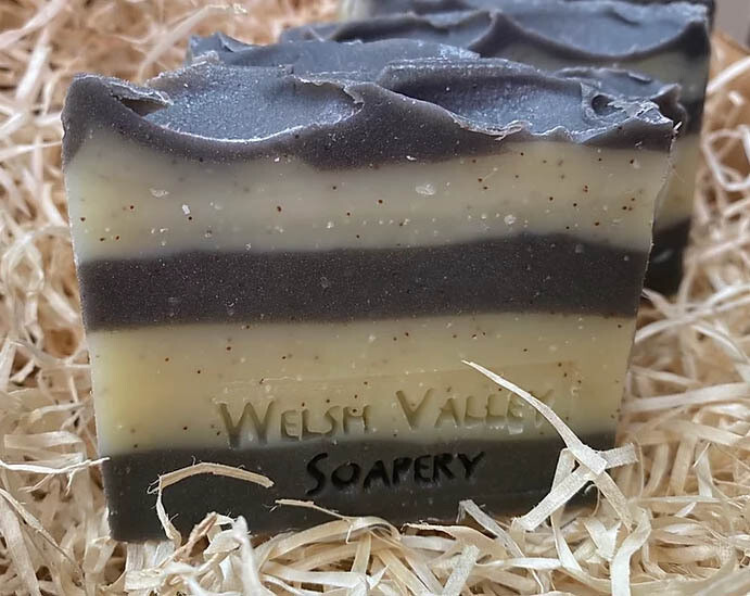 Barafundle Bart - Bay West Indies Soap Bar by Welsh Valley Soapery  (Vegan)