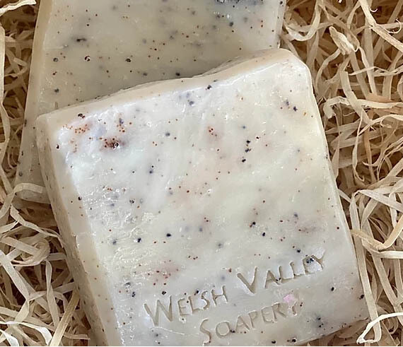 After the Allotment Soap Bar by Welsh Valley Soapery  (Vegan)