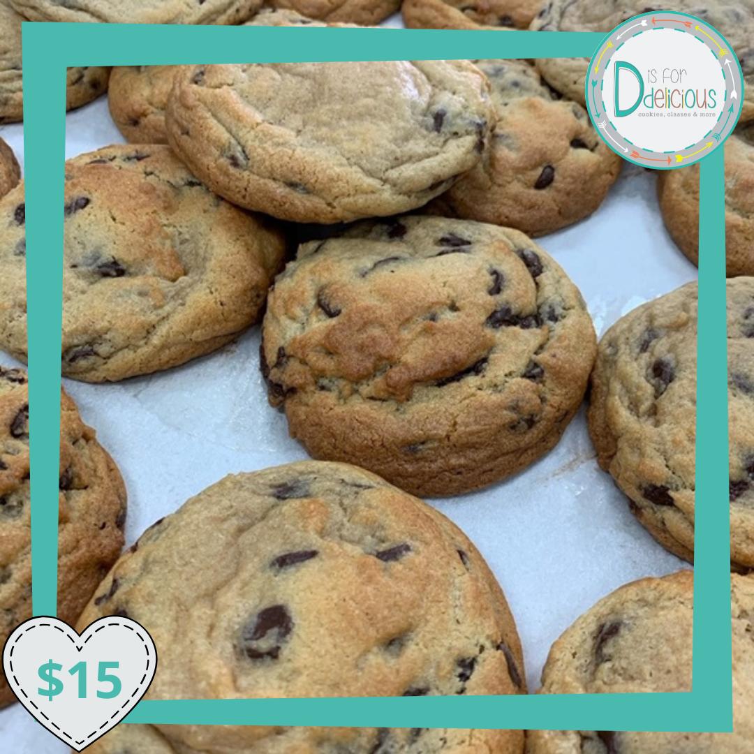 Drop Cookies - By the Dozen