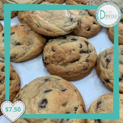 Drop Cookies - By the Half Dozen