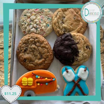 Cookie Sampler - Half Dozen