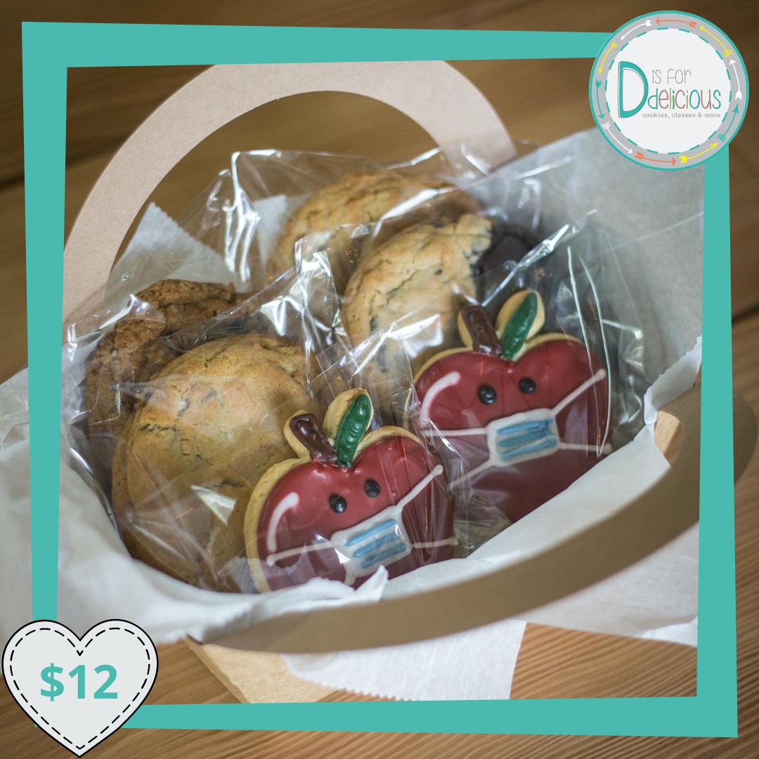 Appreciation Cookie Basket