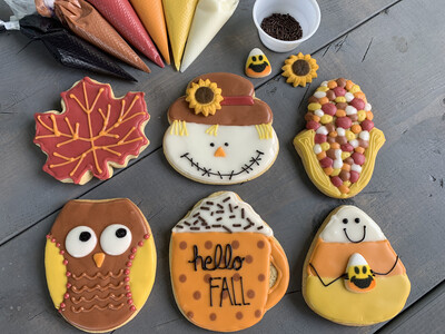 Fall Cookie Kit: It's Fall, Y'all!