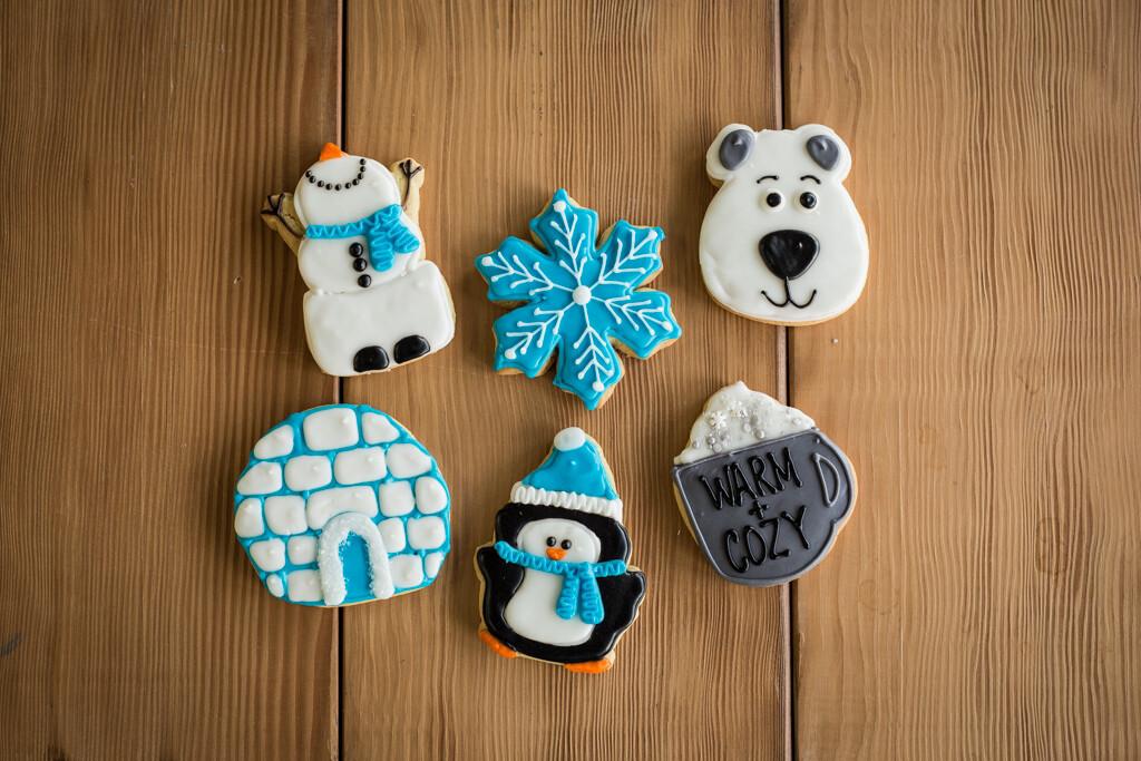 """Snow Much Fun"" Cookie DIY Kit"