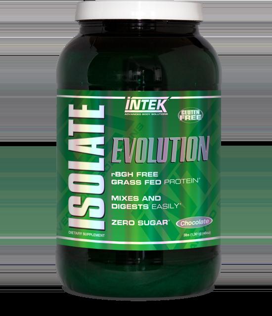 Intek Evolution Isolate Vanilla