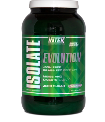 Intek Evolution Isolate Cookies and Cream