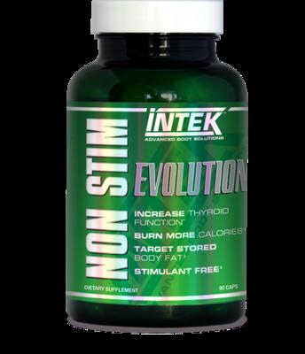 Intek Evolution NON STIM Fat Burner