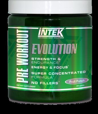 Intek Evolution Pre workout