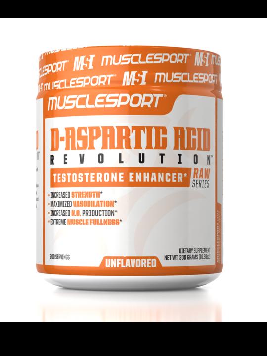 MuscleSport D-Aspartic Aicd