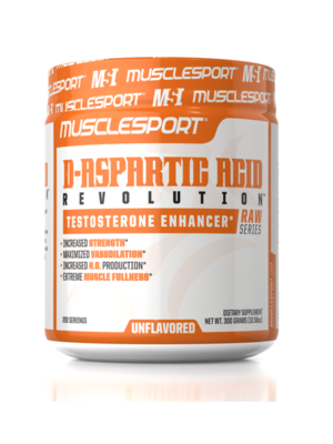 MuscleSport D-Aspartic Aicd