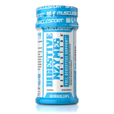 Muscle Sport Digestive Enzymes