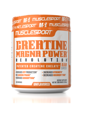 Muscle Sport Creatine Magna Power 120 Serv