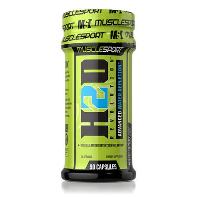 Muscle Sport Diet H20 Rev