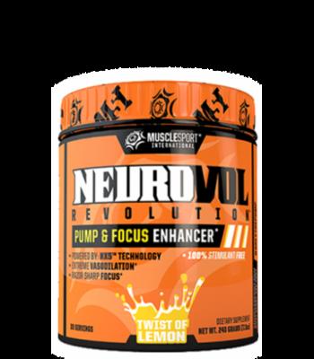 MuscleSport Neurovol