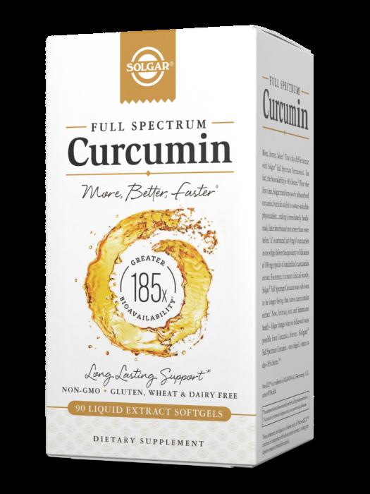 Solgar Curcumin 90 softgels