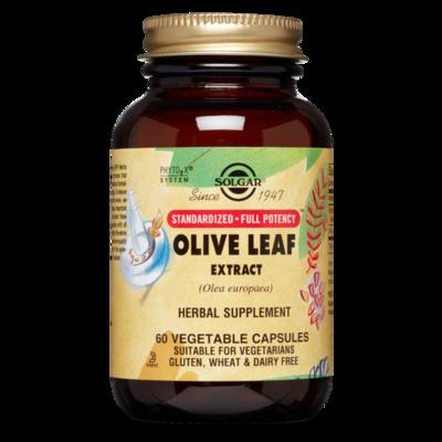 Solgar Olive Leaf 60 Caps