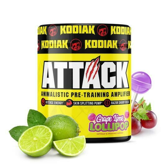 Kodiak Attack