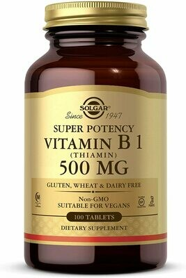 Solgar Vitamin B1