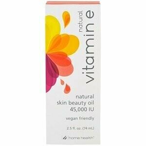 Vitamin E Oil 45,000 IU 2.5 fl oz
