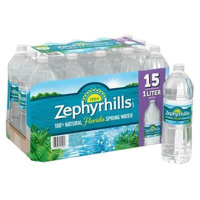 Zephyr hills 1ltr