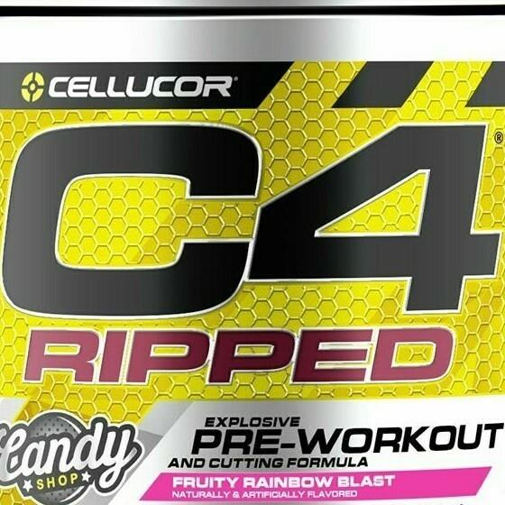 C4 Ripped