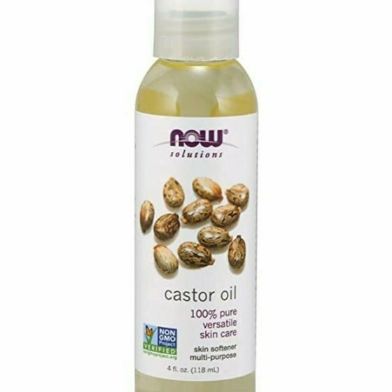 Castor Oil 4 fl oz