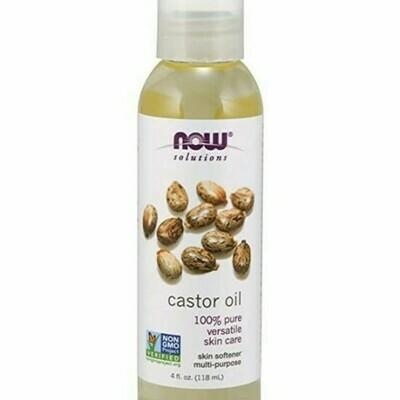 Castor Oil 4 fl oz