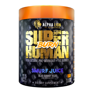 Alpha Lion Superhuman BURN Preworkout