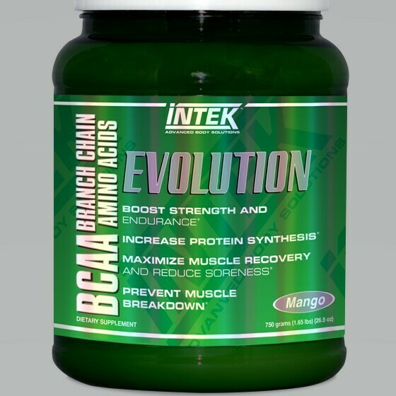 Intek Evolution BCAA