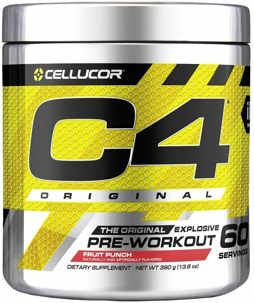Cellucor C4 60 Serving