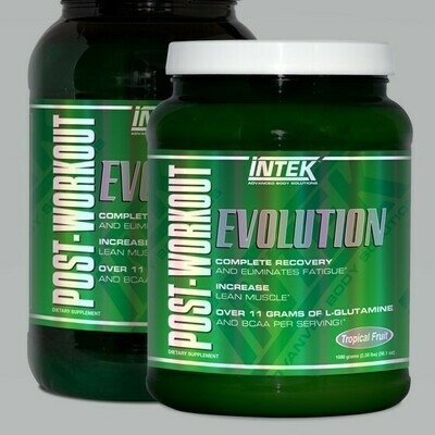 Intek Evolution Post Workout 2lb
