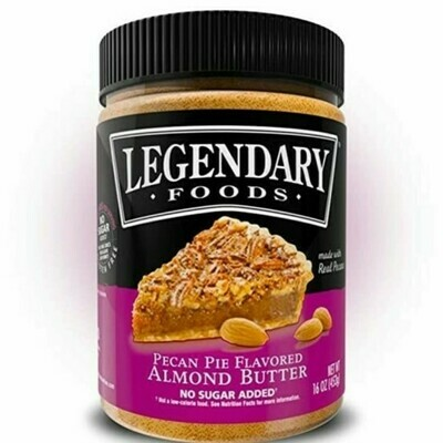 Legendary Foods Nut Butter 12oz